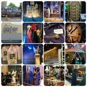 Några bilder från vår Harry Potter äventyr