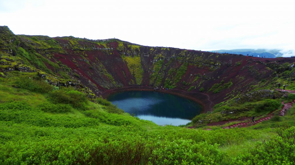 Vulkanen Kerid