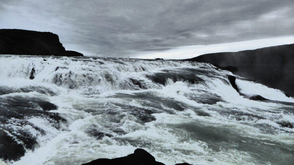 Vattenfallet Gullfoss