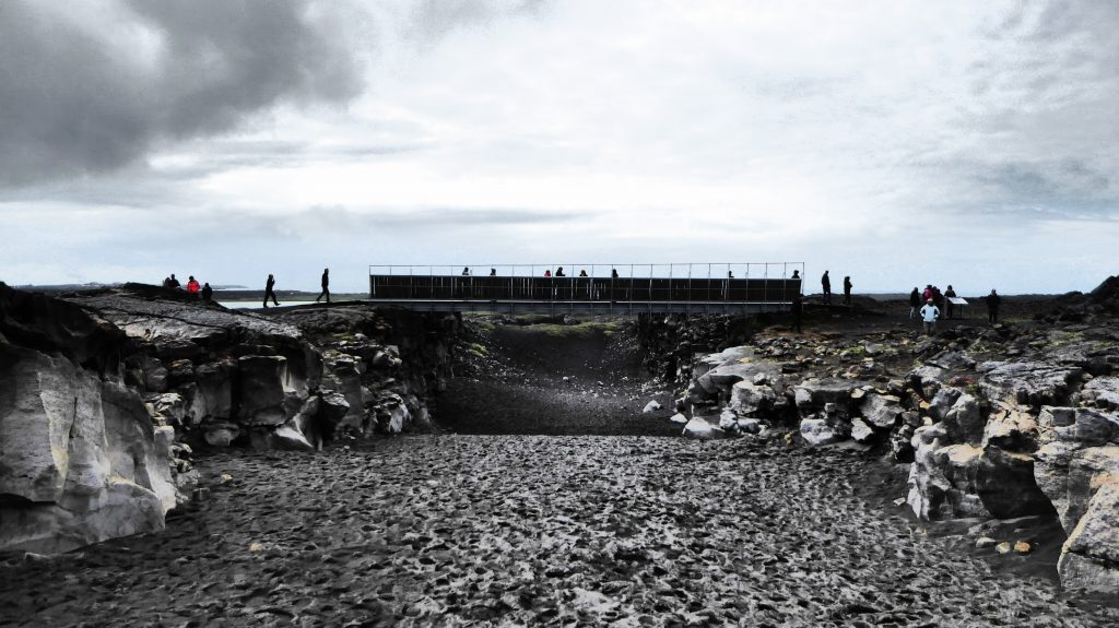 Bron mellan kontinenterna