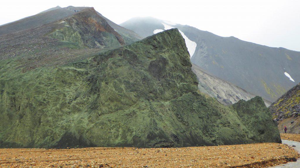 Rhyolitfjällen i Landmannalaugar